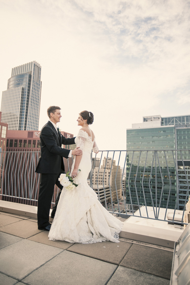 omaha wedding at the paxton ballroom by iwen exposures