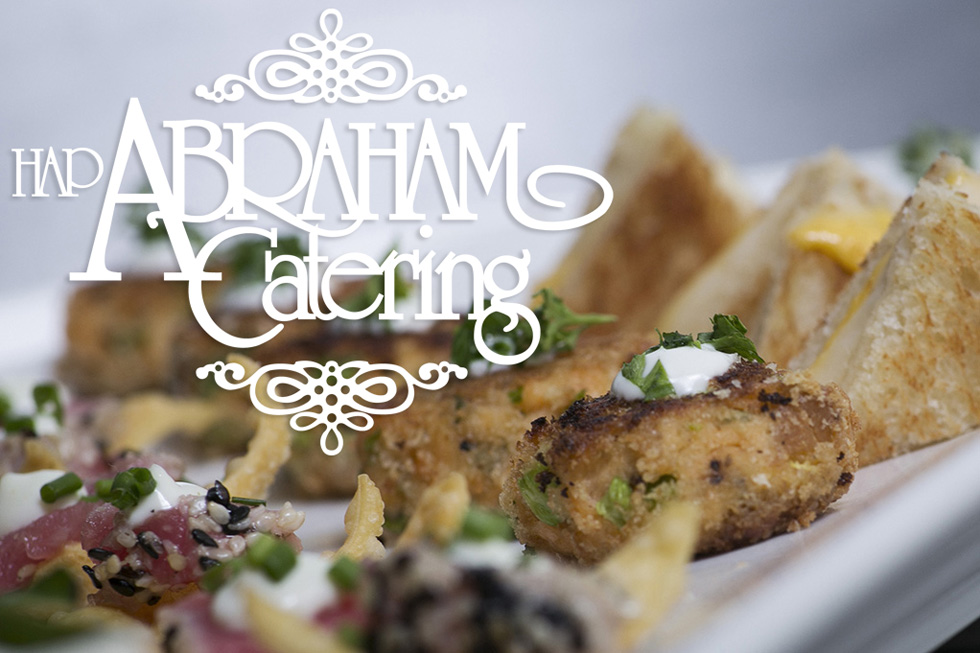 Hap abraham catering